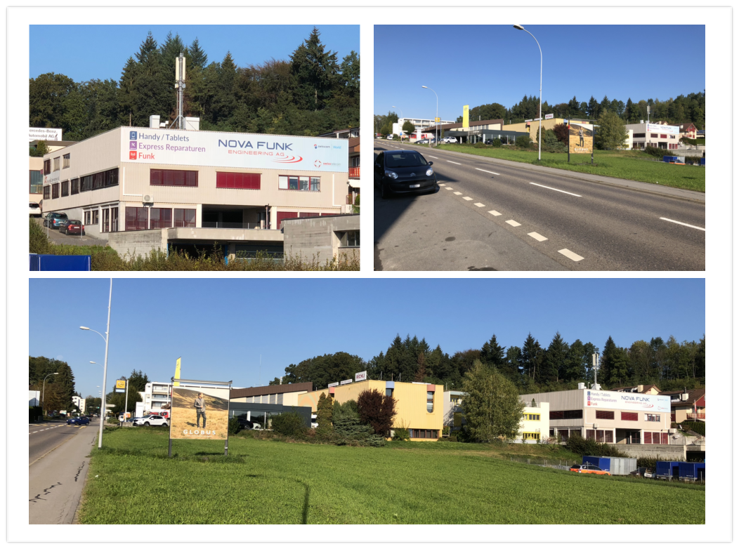 Nova Funk Engineering AG Überblick Neuenkirchstrasse