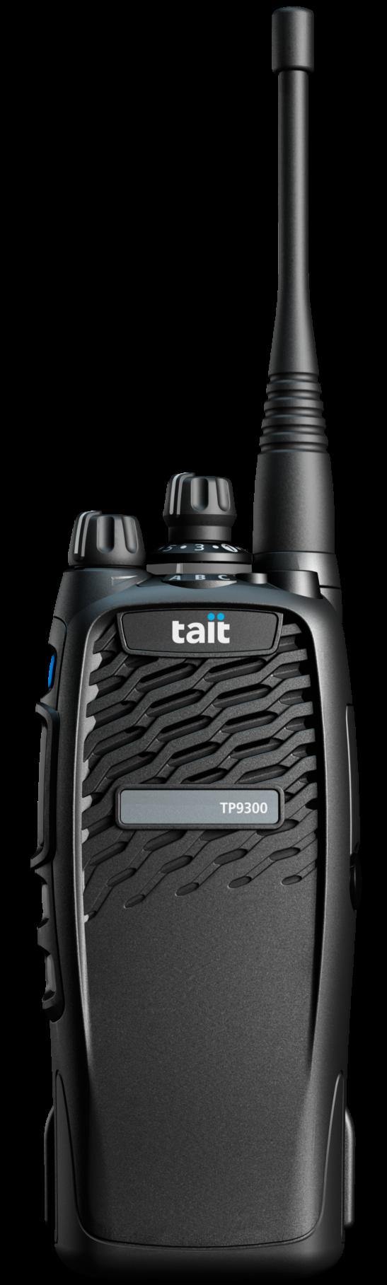 TP9310 black Tait Handfunkgerät DMR Tier 2