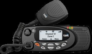Tait TM9300 Fahrzeug Funkgerät
