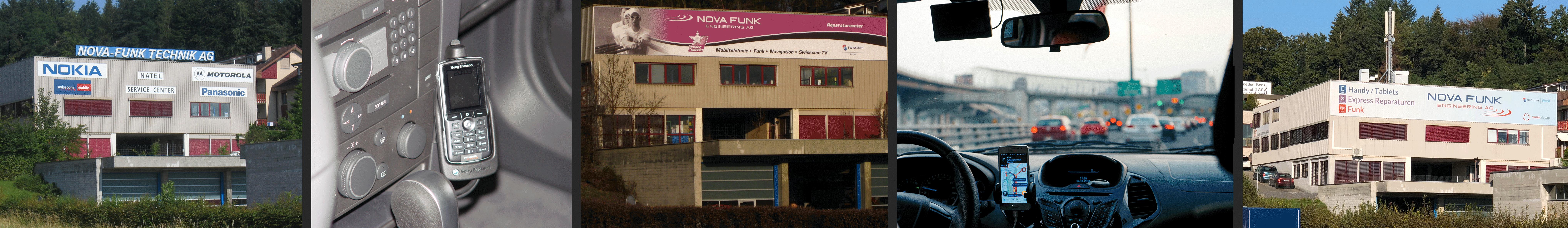 Wandel von der Nova Funk Technik AG zur Nova Funk Engineering AG