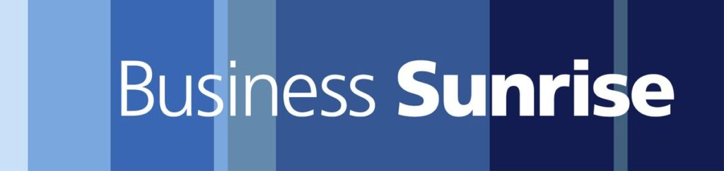 Sunrise Business Logo